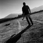 Walking to....